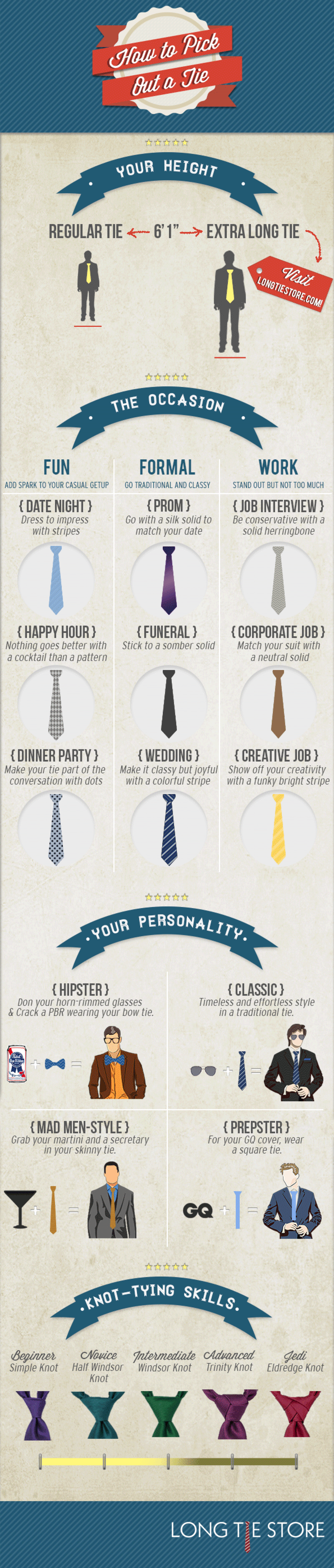 How To Pick Out A Tiegraphic