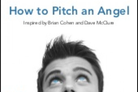 How To Pitch An Angel Infographic