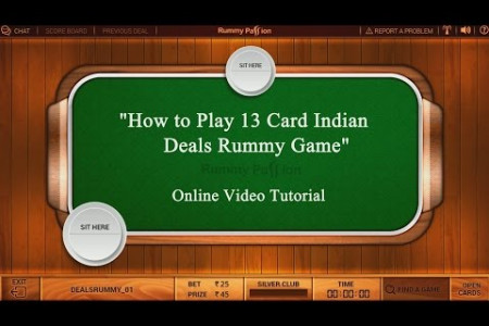 How to Play 13 Card Indian Deals Rummy Game | Learn Online Rummy Rules & Strategies - Rummy Gyan  Infographic