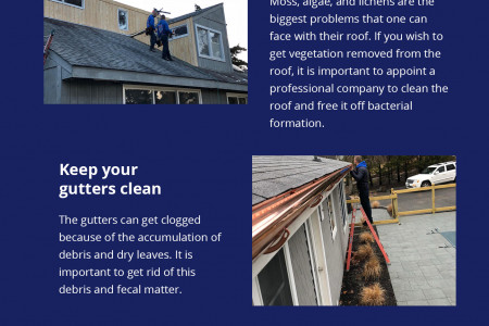 How To Practice Long Island Roofing Maintenance? Infographic
