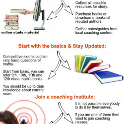 How to Prepare for Competitive Exams   Visual ly
