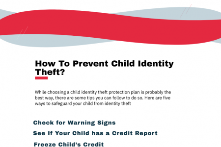 How to Protect Your Child from Identity Theft? Infographic