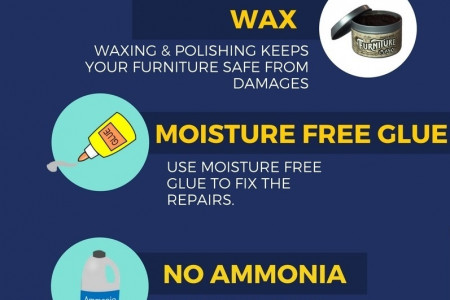 How to Protect your Wooden Furniture from Damages?  Infographic