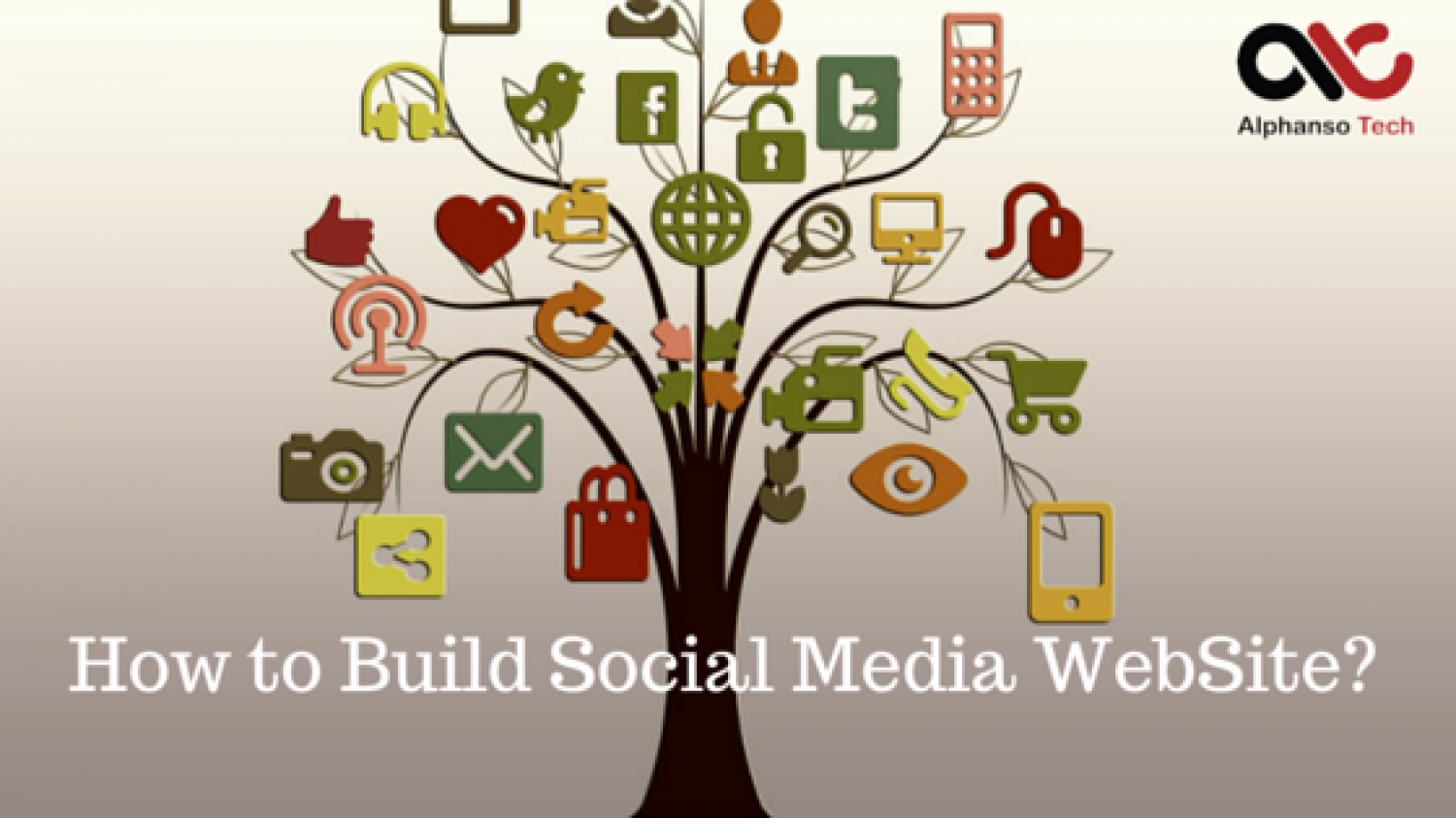 How to Quickly Build a Social Media Website ? Infographic