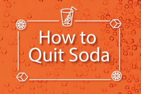 How To Quit Soda Infographic