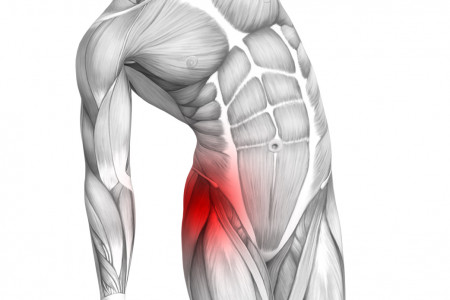 How to Recover From Hip Injury Infographic