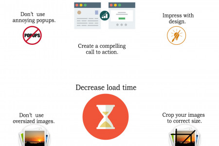 How To Reduce Bounce Rate Infographic