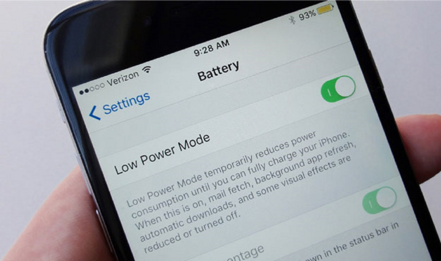 How to Save Battery on iPhone 7 | Cell Phone Repair Blog Infographic