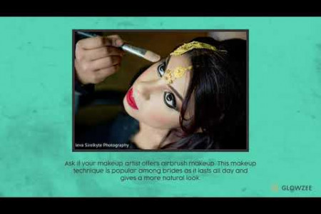How To Select A Makeup Artist For Asian Bride In New York Infographic