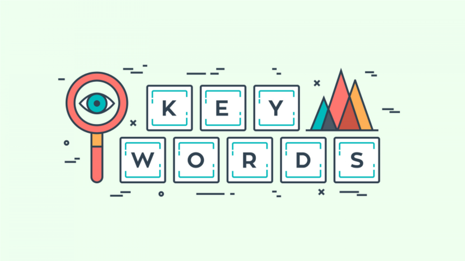 HOW TO SELECT KEYWORD IN SEO? Infographic