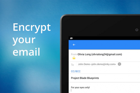 How to Send Encrypted Emails in the Mac's Mail App? Infographic