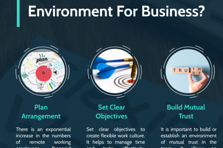 How To Set Flexible Work Environment For Business Infographic