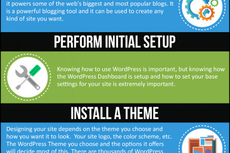 How to Start a Blog: The Ultimate Step by Step Guide Infographic