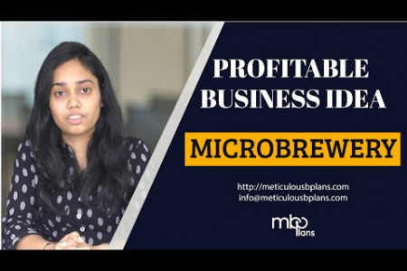 How To Start Microbrewery? - Business Planning Report Infographic