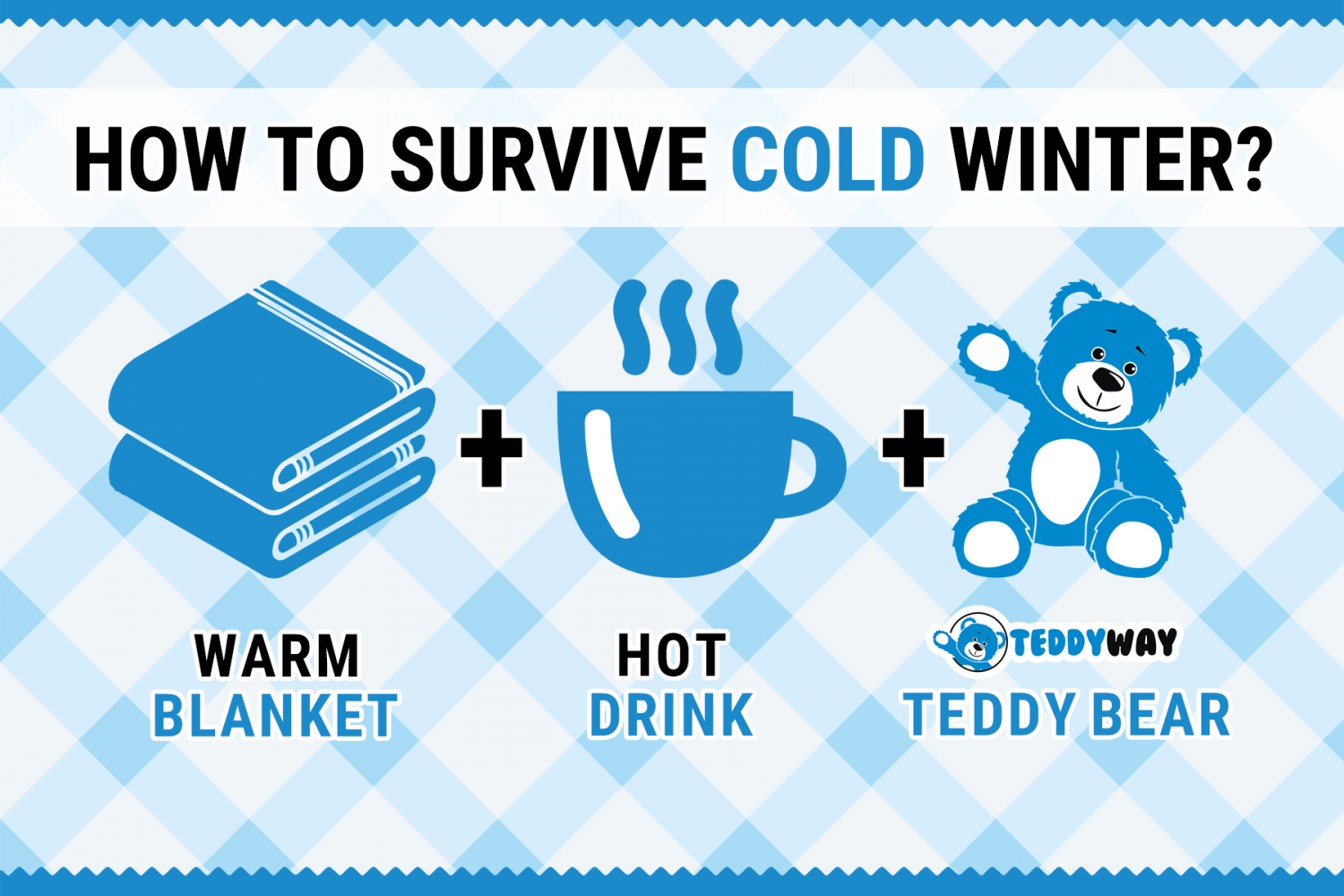 How To Survive Cold Winter? Infographic