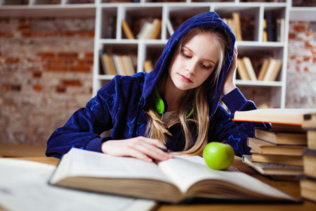 How to Survive High School Life Based on Different Types of Learning Styles Infographic