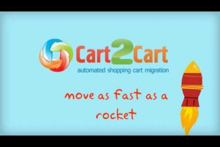 How to Switch from Zen Cart to PrestaShop with Cart2Cart Infographic