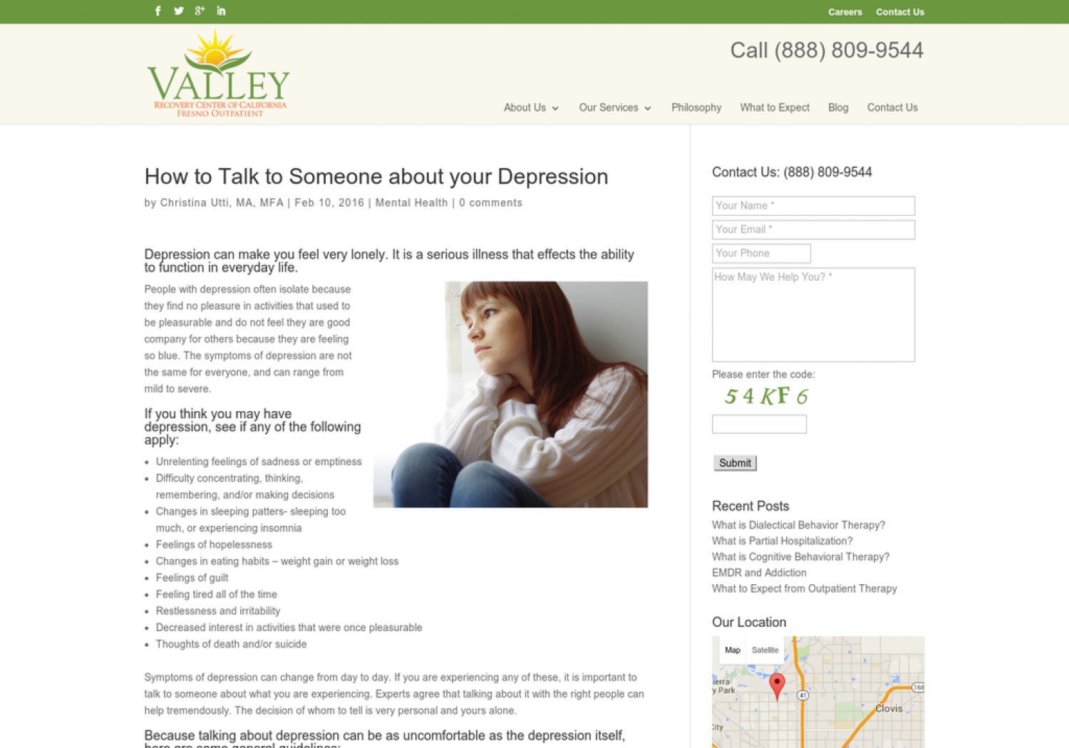 How to Talk to Someone about your Depression Infographic