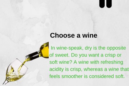 How to taste wine? Infographic