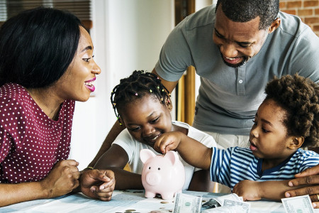 How to Teach Kids About Money Management Infographic