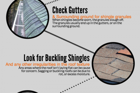 How to Tell if You Need a New Roof Infographic