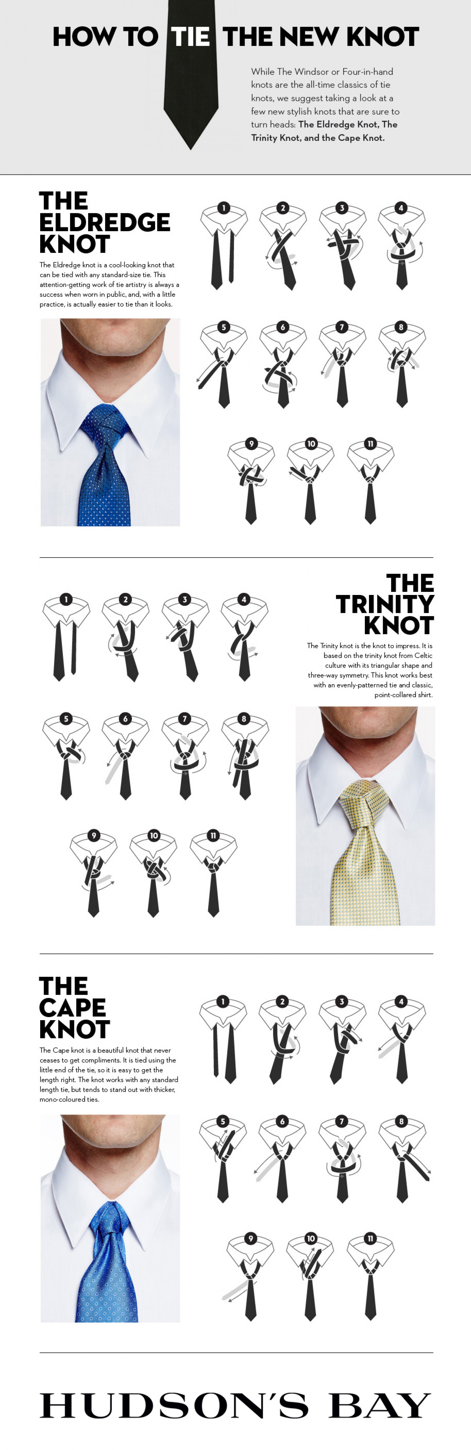 How to tie the new knot visual how to tie the new knot infographic ccuart Image collections