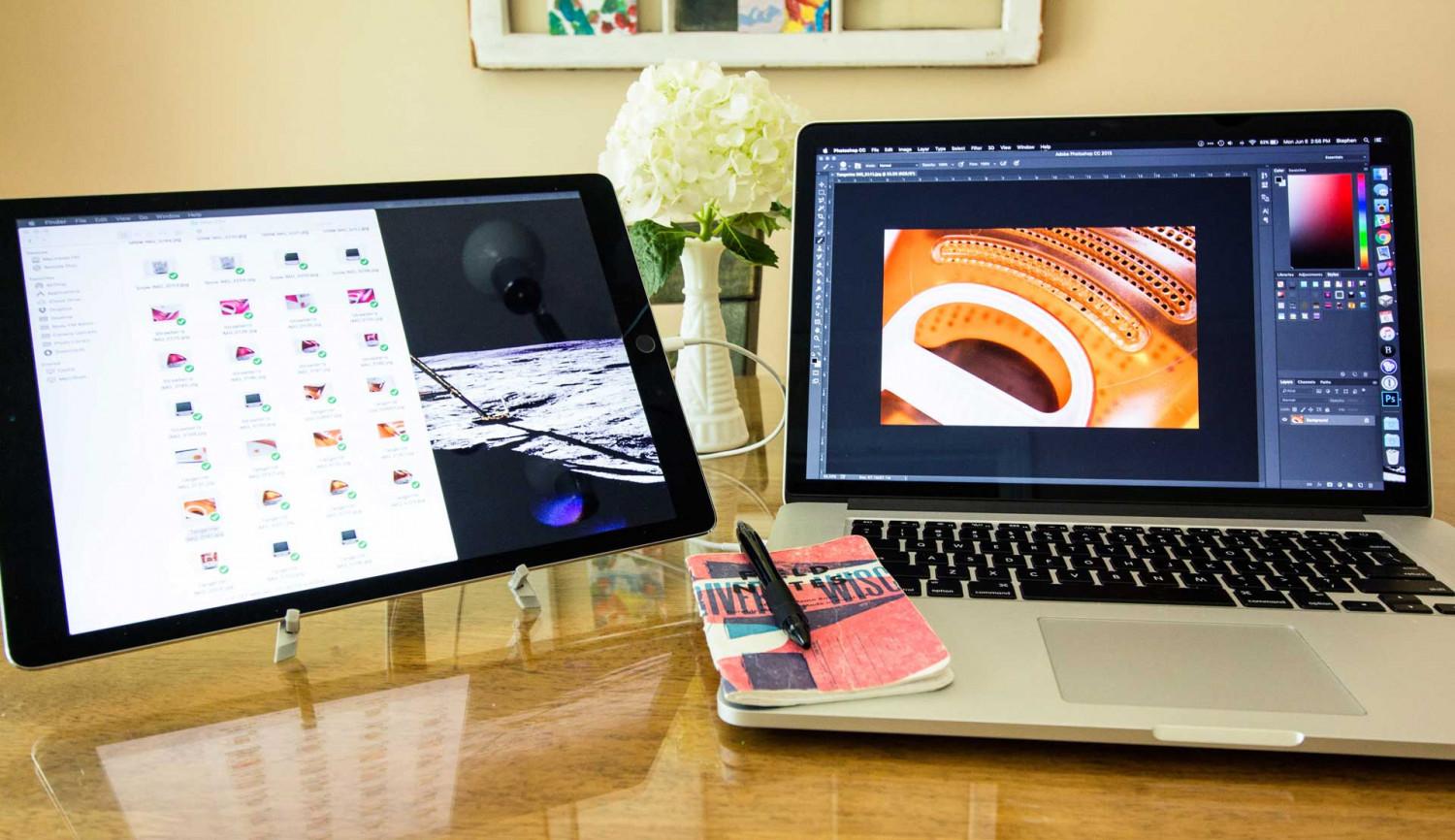 How to Use iPad as a Second Screen for Your Mac? Infographic