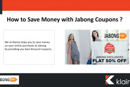 How to Use Jabong Coupons, Offers & Promo Codes Infographic
