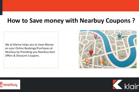 How to Use Nearbuy Coupons, Offer & Promo Codes Infographic