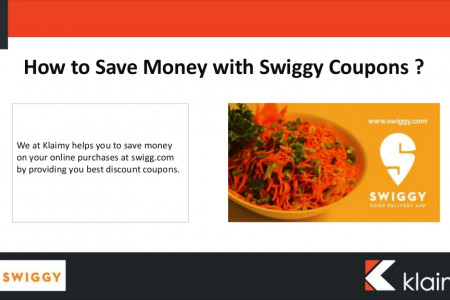 How to Use Swiggy Coupon & Offers Infographic