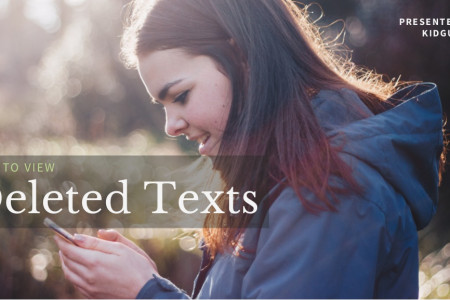 How to View Deleted Texts Messages Infographic