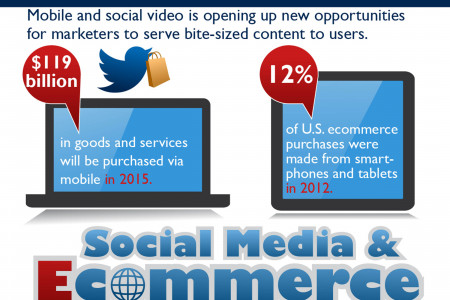 How We Shop in 2013: The Growth of ECommerce Marketing Infographic