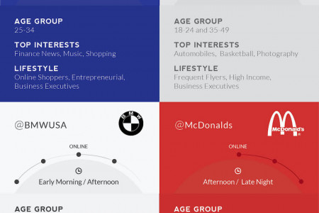 How Well Do Brands Know Their Social Audience? Infographic