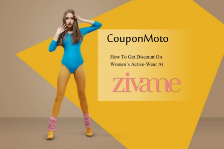How-to-use-zivame-coupon-code Infographic