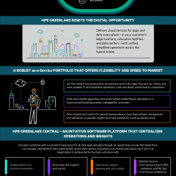 Check out this infographic to understand the essential components of HPE GreenLake and how it delivers cloud services for apps and data, no matter whe