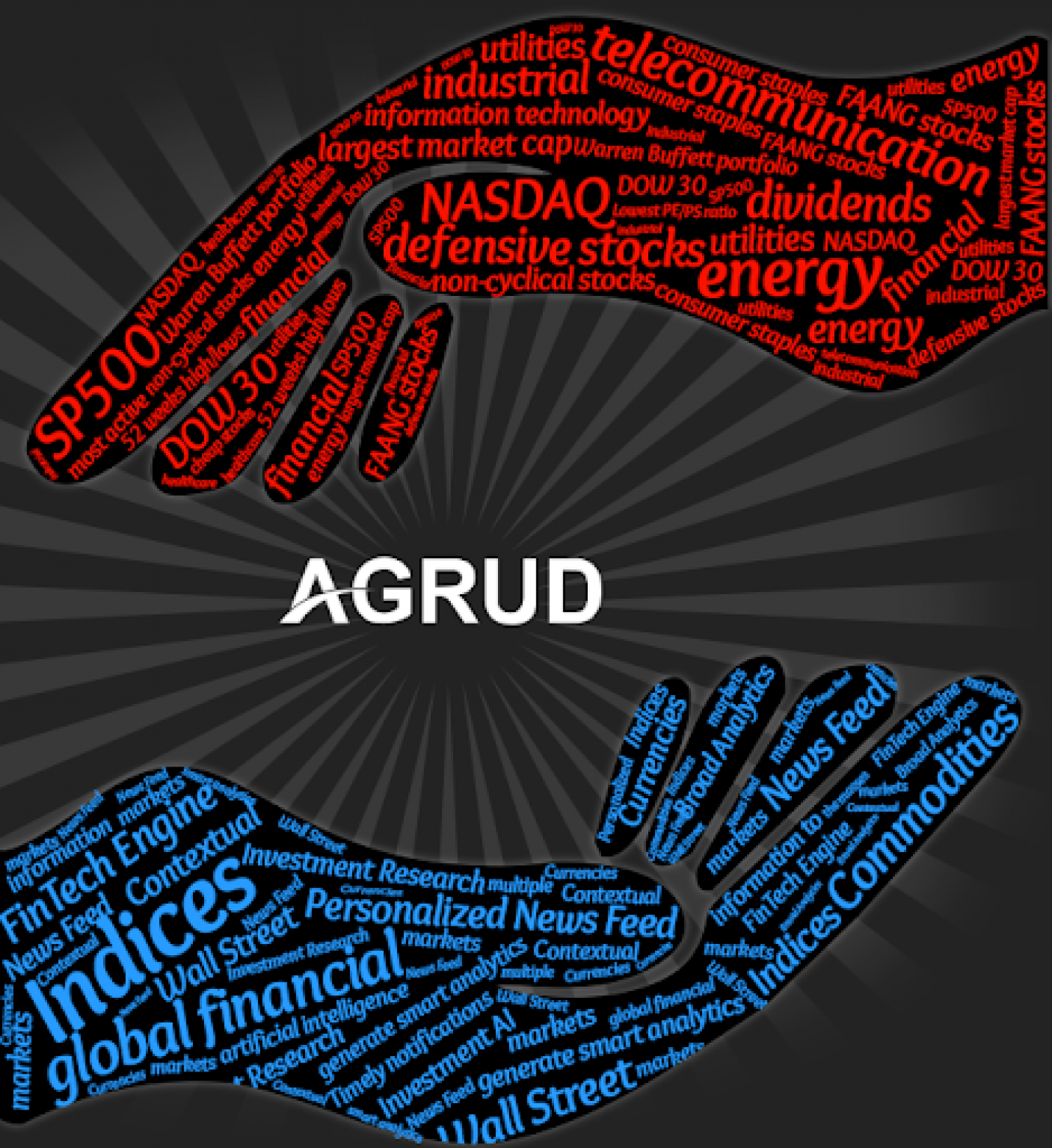 https://www.agrud.com/blog/advantages-of-using-ai-led-financial-search-engine Infographic