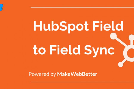 HubSpot Field to Field Sync Infographic
