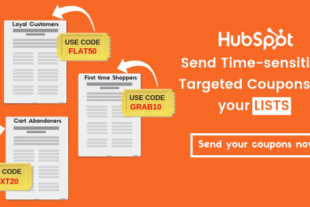 HubSpot for Loyal Customers Infographic