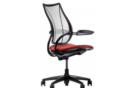 HUMANSCALE: ERGONOMICS | LIBERTY TASK CHAIR | OFFICE CHAIR FOR LONG WORKING HOURS   Infographic