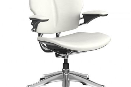 Humanscale: Freedom Task Chair | Flexible & Comfortable | India Infographic