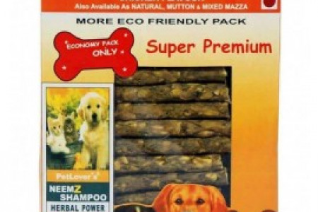 Hurry! Get 20% Off On Petlover's Crunch Stix 900 Gm Infographic