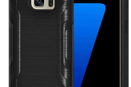 Hybrid Shockproof dual layer Case for Samsung GALAXY S7 Infographic