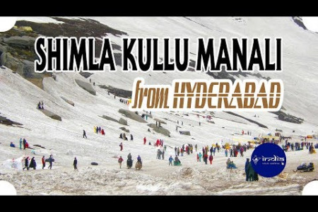 Hyderabad to Shimla Kullu Manali Couple Tour Package Infographic