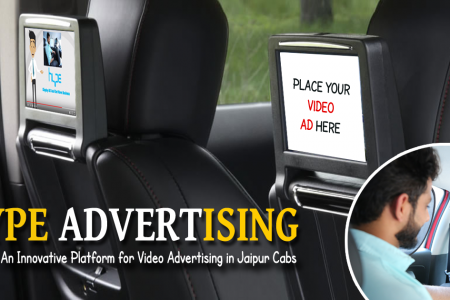 Hype Advertising Services in Jaipur  Infographic