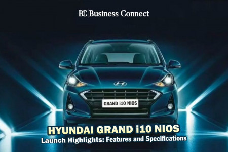 Hyundai Grand i10 Nios Launch Infographic