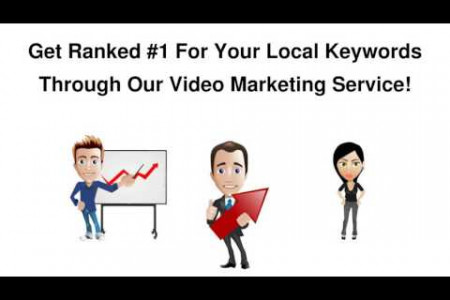 I Will Submit Videos In Video Markting Sites Infographic