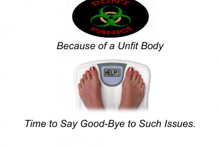 If you have unfit body, then you have came to right place! Infographic