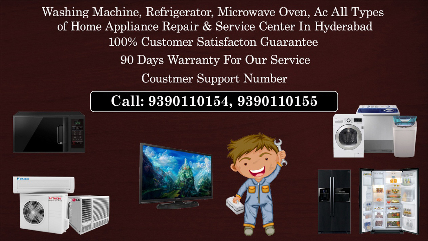 IFB WASHING MACHINE SERVICE CENTRE IN HYDERABAD Infographic