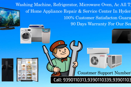 IFB Washing Machine Service in Secunderabad Chandanagar Infographic