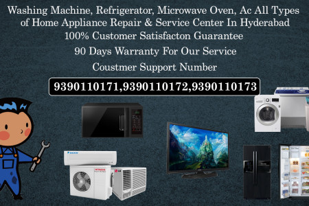 IFB Washing Machine Service in Secunderabad Panjaguta Infographic